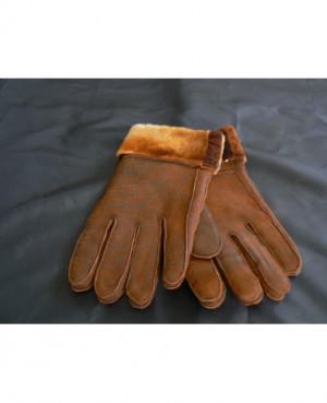 Prstové kožešinové rukavice...