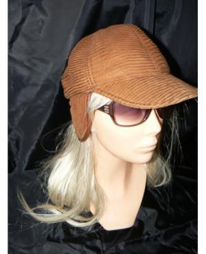 Kožešinová čepice...