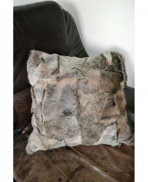 Kožešinový polštář 50x50 cm...