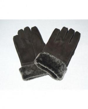 Dámské prstové rukavice ze...