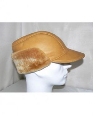 Pánská kožešinová čepice s...