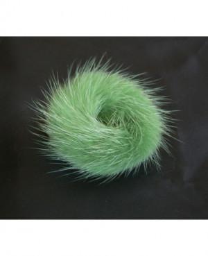 Norkový prstýnek - zelený