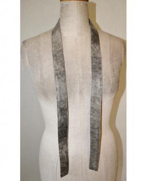 Kožený / kožešinový pásek