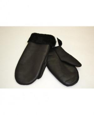 Dámské palcové rukavice -...