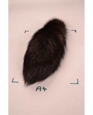 Kožešinový ocas z lišky 33 cm