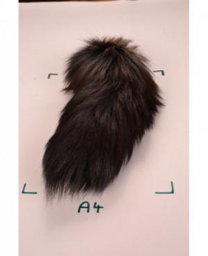 Kožešinový ocas z lišky 35 cm