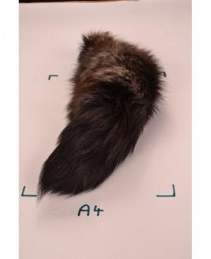 Kožešinový ocas z lišky 38 cm