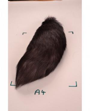 Kožešinový ocas z lišky 41 cm
