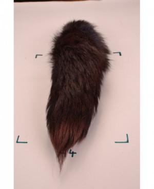 Kožešinový ocas z lišky 42 cm