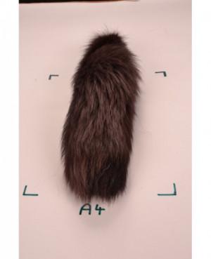 Kožešinový ocas z lišky 39 cm