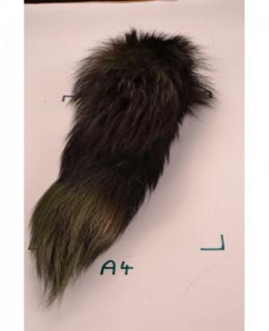Kožešinový ocas z lišky 40 cm