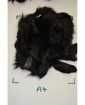 Kožešinový odkroj-liška