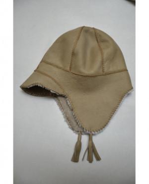Dětská kožešinová čepice...
