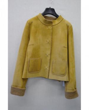 Kožešinová dámská bunda...
